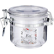 Felli Grace Airtight 16oz Acrylic Canister