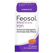 Feosol Complete Bifera Iron Caplets