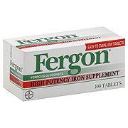 Fergon Ferrous Gluconate Tablets