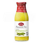 Ferrer Green Asparagus Soup with Olive Oil