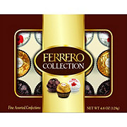 Ferrero Rocher Collections Fine Assorted Confections
