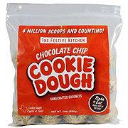 Festive Kitchen Chocolate Chip Cookie Dough Balls