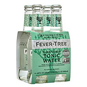 Fever Tree Elderflower Tonic Water 6.8 oz Bottles