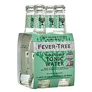 Fever Tree Elderflower Tonic Water 6.8 oz Bottles