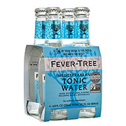 Fever Tree Mediterranean Tonic Water 6.8 oz Bottles