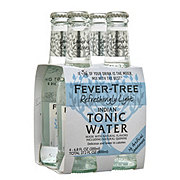 Fever Tree Naturally Light Indian Tonic Water 6.8 oz Bottles