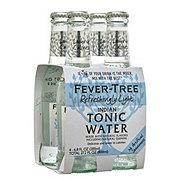 Fever Tree Naturally Light Indian Tonic Water 6.8 oz Bottles
