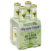 Fever Tree Premium Bitter Lemon 6.8 oz Bottles