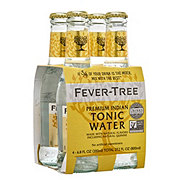 Fever Tree Premium Indian Tonic Water 6.8 oz Bottles