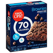 Fiber One 70 Calories Chocolate Fudge Brownies