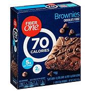 Fiber One 90 Calorie Chocolate Fudge Brownies