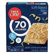 Fiber One 90 Calorie Lemon Bars