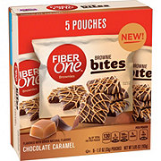 Fiber One Chocolate Caramel Brownie Bites