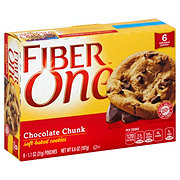 Fiber One Chocolate Chunk Cookies