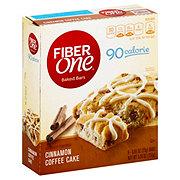 Fiber One Cinnamon Coffee Cake Bars