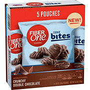 Fiber One Crunchy Double Chocolate Cookie Bites