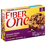 Fiber One Oatmeal Raisin Soft Cookies
