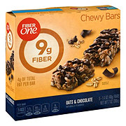 Fiber One Oats and Chocolate Chewy Bars