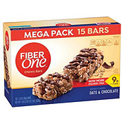 Fiber One Oats & Chocolate Chewy Bars Mega Pack