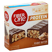 Fiber One Protein Peanut Butter Chewy Bars