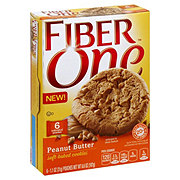 Fiber One Soft-Baked Peanut Butter Cookies