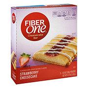 Fiber One Strawberry Cheesecake Bars