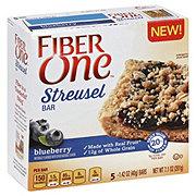 Fiber One Streusel bar Blueberry