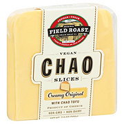 Field Roast Creamy Original Vegan Chao Slices