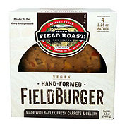 Field Roast Vegan Hand Formed Burger