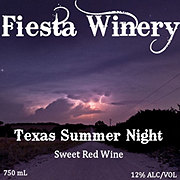 Fiesta Winery Fiesta Texas Summer Nights