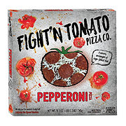 Fight'n Tomato Pepperoni Pizza