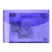 Filexec Products Poly Envelope With Velcro Snap