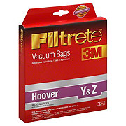FILTRETE 3M Hoover Y and Z Vacuum Bags