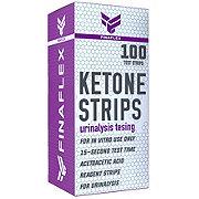 Finaflex Ketone Test Strips