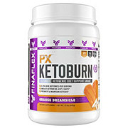 Finaflex PX Ketoburn Orange Dreamsicle Diet Support Shake