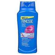 Finesse Dry or Damaged Hair 2-in-1 Moisturizing Shampoo and Conditioner