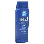 Finesse Self Adjusting 2-in-1 Texture Enhancing Shampoo and Conditioner