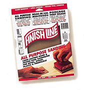 Finish Line All Purpose 220 Grit Very Fine Sandpaper