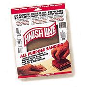 Finish Line All Purpose 220 Grit Very Fine Sandpaper