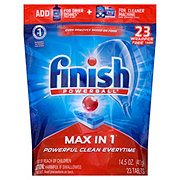 Finish Powerball Dishwasher Detergent Tabs