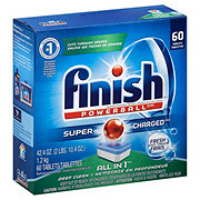 Finish Powerball Fresh All in 1 Automatic Dishwasher Detergent