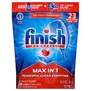 Finish Powerball Quantum Power & Free Detergent Tabs