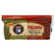 Finlandia Chipotle Cheddar Cheese Slices