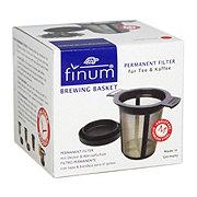 FINUM Medium Brewing Basket Red