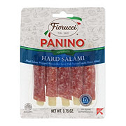 Fiorucci Panino Hard Salami Wrapped Mozzarella Cheese