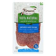 Fiorucci Uncured Hard Salame