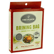 Fire & Flavor Turkey Brine Bag