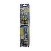 Firefly Batman/Superman Skinny Turbo Toothbrush, Assorted Characters