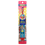 Firefly Mix N' Match Barbie Soft Toothbrush
