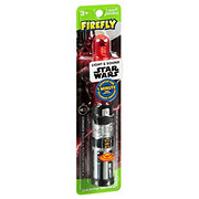 Firefly Star Wars Kylo Ren Lightsaber Toothbrush